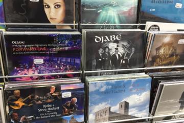 terjesztes, marketing, QVP, Quality Vinyl Projects