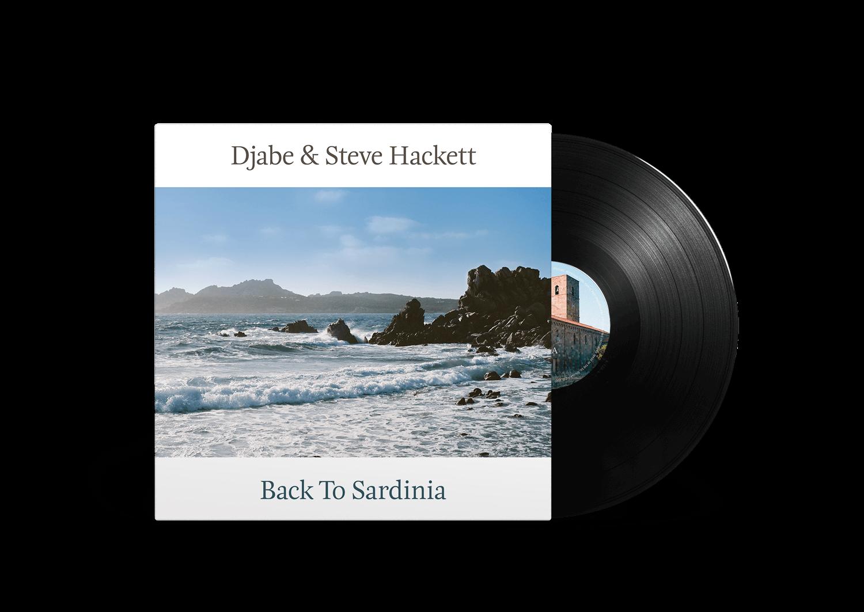 Djabe & Steve Hackett – Back to Sardinia (2LP)
