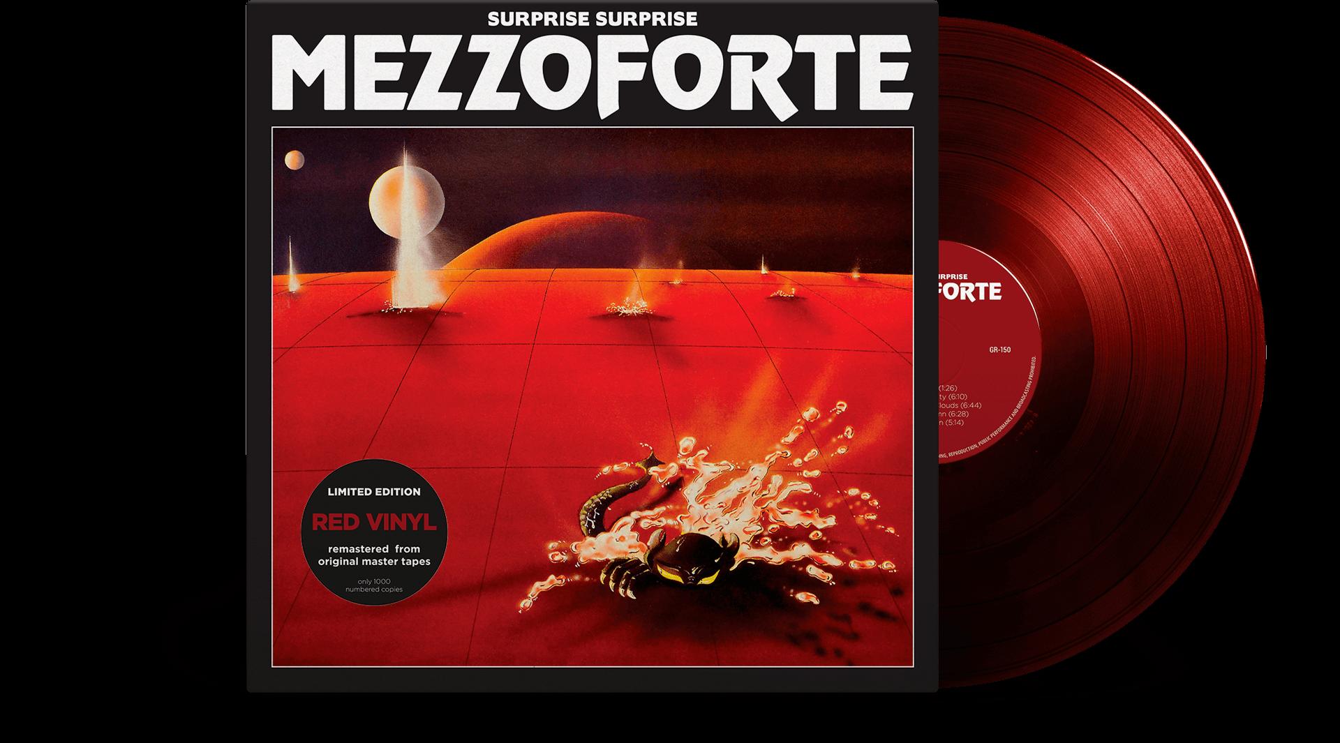 Mezzoforte Surprise Surprise (LP)