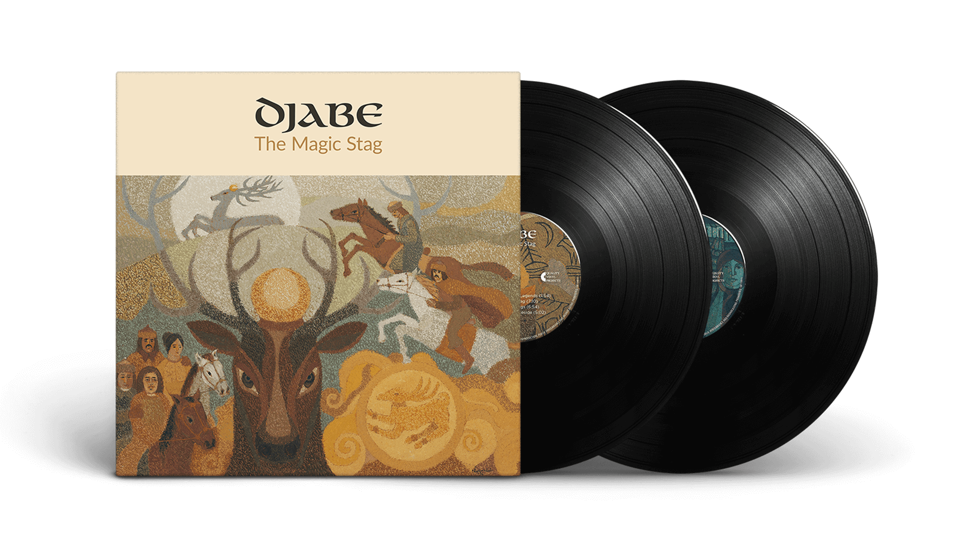 Djabe The Magic Stag (2LP)