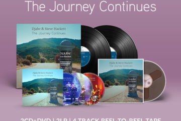 Djabe & Steve Hackett – The Journey Continues