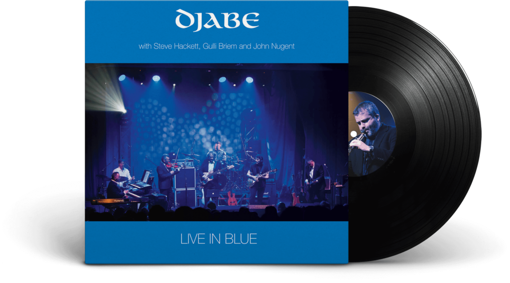 Djabe Live in Blue QVP Edition 2021 (LP)